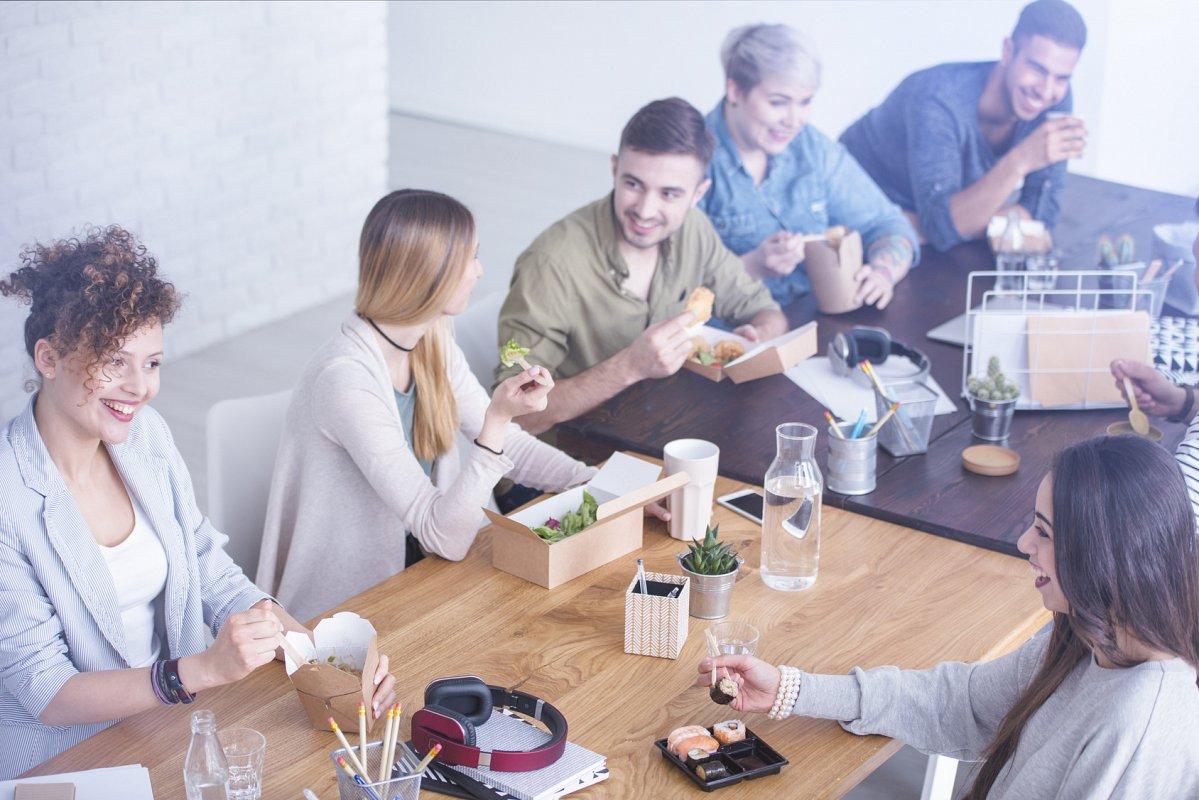 152223139396303000 Wartościowy posiłek zwiększa efektywność pracownika o 25%