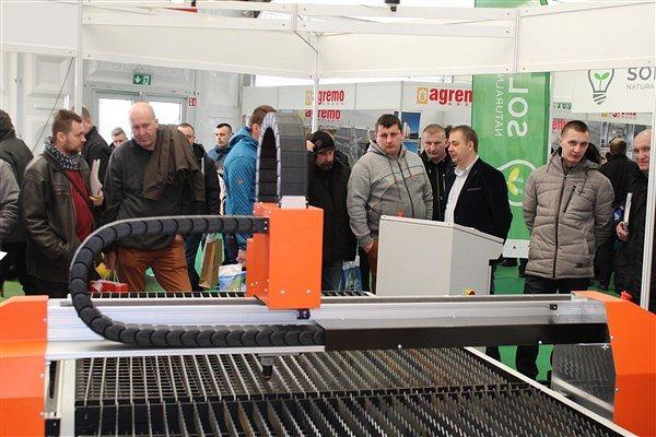 152233674397406500 Podlaska firma na Agrotech w Kielcach